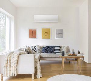 Midea presenta la gama de climatización con función de control Alexa