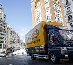 Dachser Iberia estudia la ecodistribución en España y amplía su flota híbrida
