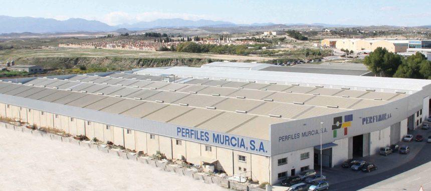 Perfimur inicia la ampliación de sus instalaciones