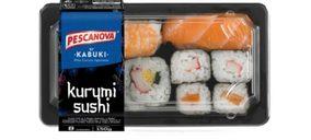 Nueva Pescanova y Kabuki cuentan ya con cinco plantas de sushi operativas