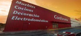 Conforama gestiona nuevos proyectos en España