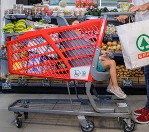 Spar Española incrementa ingresos y supermercados por encima de su grupo