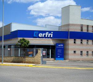 Erfri aterriza en Almería