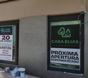 Casa Elías multiplica sus inversiones en nuevos supermercados