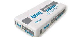 Knauf presenta nuevo enlucido de alto rendimiento