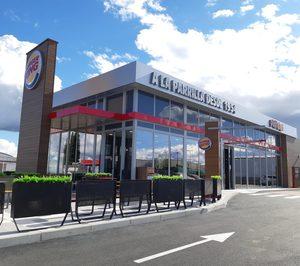 Burger King prosigue con la concentración de su red en Andalucía