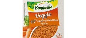 Bonduelle revoluciona la forma de comer vegetales con Veggie