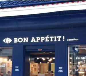 Carrefour abre en París su primer restaurante