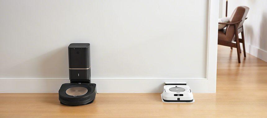Hoy llegan Roomba s9 y Braava jet m6, los más avanzados de iRobot