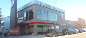 Grupo Kam inaugura el cuarto Burger King de Burgos