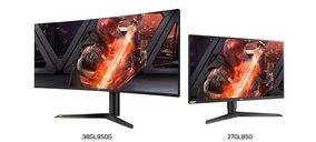 LG presenta el primer monitor IPS Gaming de 1ms