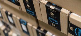 Amazon crea una filial de transporte en España