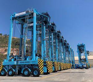 APM Terminals Barcelona realiza su mayor inversión en equipamiento
