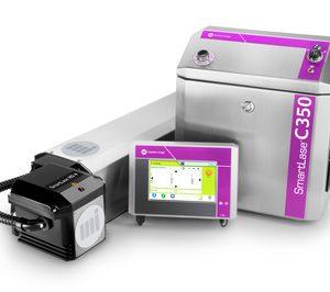 Nueva impresora láser de Markem-Imaje
