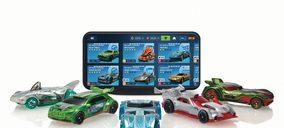 Mattel combina el juego físico y digital en sus nuevos 'Hot Wheels'