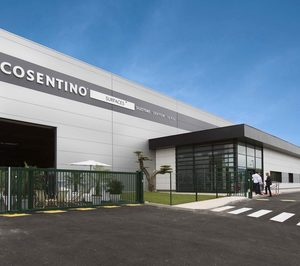 """Cosentino abre un nuevo """"Center"""" en Francia y proyecta otros dos"""