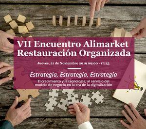 Séptima edición del Encuentro Alimarket Restauración Organizada