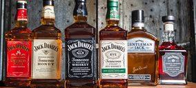 Brown-Forman España eleva sus ventas un 24% con Jack Daniels en el top prémium