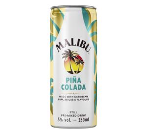 Pernod Ricard apuesta por los RTD con Malibu Piña Colada