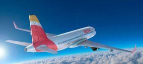 El transporte aéreo despunta en abril