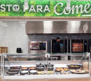 Mercadona extiende Listo para Comer y su nueva zona de restauración en Madrid
