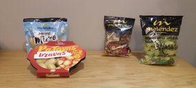 Patatas Meléndez entra en IV gama y snacks vegetales