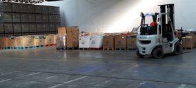 Arnedo proyecta nuevas ampliaciones de sus espacios logísticos