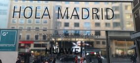 Huawei abrirá el 5 de julio en Madrid su primera flagship store en España