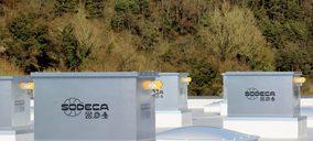 Sodeca lanza sistemas de ventilación con compuertas