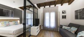 Un conocido hotel pamplonica incorpora oferta de apartamentos