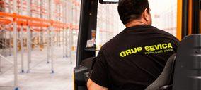 Grup Sevica ejecuta la apertura de un almacén para logística textil