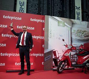 Telepizza solicita su exclusión de bolsa, mientras KKR aumenta su control al 81,15%