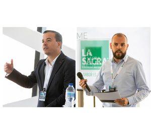 """Carlos García (La Sagra) y Joel Benítez (Molson Coors): """"Implementaremos por primera vez en España la cerveza artesanal a la restauración organizada"""""""