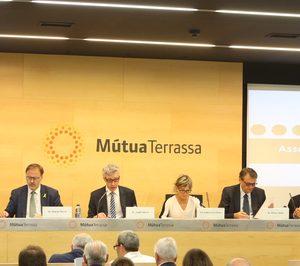El Grupo Mútua Terrassa incrementa un 4% sus ingresos