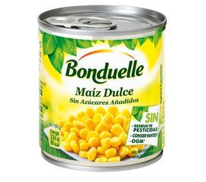 Bonduelle lanza maíz sin residuos de pesticidas