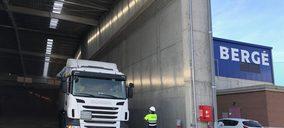 Bergé abre una nave para graneles alimentarios en Tarragona