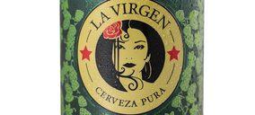 Cervezas La Virgen inicia su expansión nacional y crece un 40%