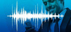La biometría hace posible comprar sólo con la voz