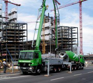 HeidelbergCement compra negocios de hormigón de Cemex en Francia