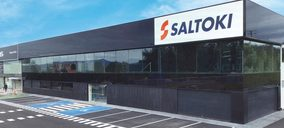 Saltoki abre almacén en Vigo
