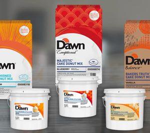 Dawn Foods renueva su imagen con el rediseño de todos sus packagings