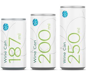 Ardagh presenta su nueva lata para el mercado del vino
