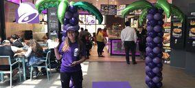 Taco Bell refuerza su posición en Barcelona