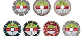 BdB lanza gama de cementos cola gel y discos de corte