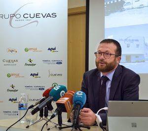 El grupo Cuevas impulsa un 2,6% sus ventas y cuadruplica las inversiones