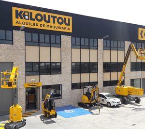 Kiloutou abre un nuevo almacén en Madrid