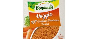Bonduelle da un toque convenience a los vegetales con 'Veggie'