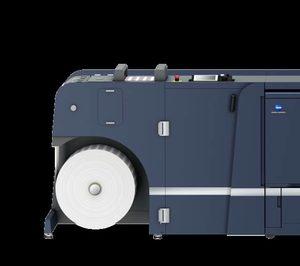 Nueva versión de la impresora digital AccurioLabel de Konica Minolta