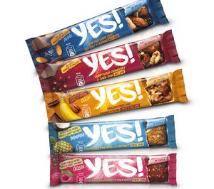 Nestlé entra en healthy snacks con YES!