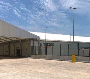 Amazon inaugura su primera estación logística en Málaga